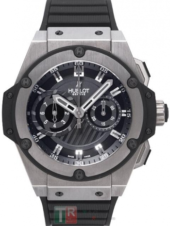 Hublot King Power Foudroyante Zirconium 715.ZX.1127.RX Replica Reloj