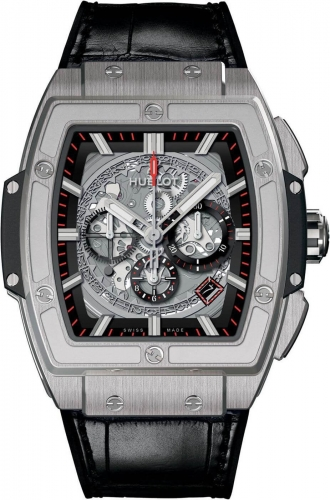 Hublot Spirit Of Big Bang Titanium 601.nx.0173.lr Replica Reloj