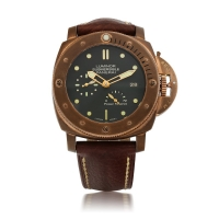 Panerai Luminor Submersible 1950 3 Days Power Reserve Automatic Bronzo PAM00507 Replica Reloj