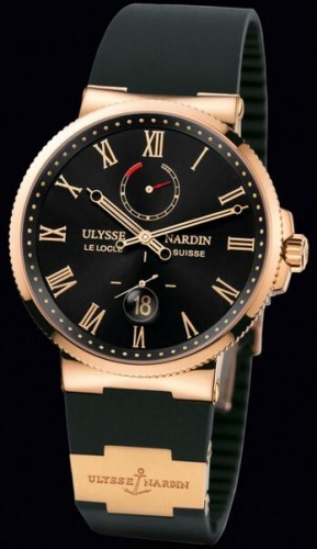 Ulysse Nardin Marine Collection Spasskaya Tower 266-61/TOWER Replica Reloj