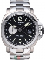 Panerai Luminor GMT PAM00161 Replica Reloj