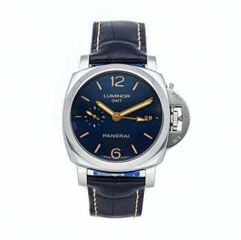 Panerai Luminor 1950 3 Days GMT Automatic acero PAM00688 Replica Reloj