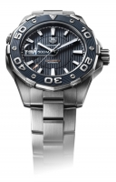 TAG Heuer Aquaracer 500m Calibre 5 Diving Azul WAJ2112.BA0870 Replica Reloj