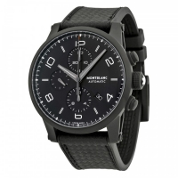 Montblanc Timewalker Extreme Chronograph Negro Dial Hombres 111197 Replica Reloj