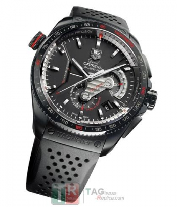 TAG Heuer Grand Carrera Calibre 36 RS2 Caliper Cronografo Ti2 Q CAV5185.FC6237 Replica Reloj