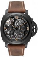 Panerai Luminor 1950 Tourbillon GMT Ceramica PAM00528 Replica Reloj