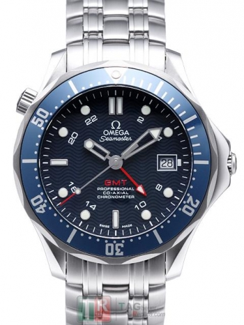 Omega Seamaster 300 CO-AXIAL GMT 2535.80 Replica Reloj