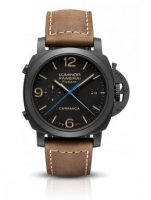 Panerai Luminor 1950 3 Days Chrono Flyback Automatico Ceramica Officine PAM00580 Replica Reloj