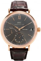 IWC Portofino Hand Wound Eight Days 45mm IW510104 Replica Reloj