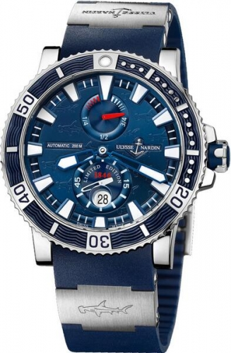 Ulysse Nardin Marine Collection Hammerhead Shark Limited Edition 263-91LE-3 Replica Reloj