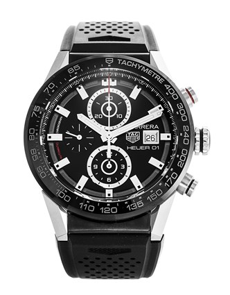TAG Heuer Carrera Chronograph Automatico CAR201Z.FT6046 Replica Reloj