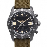 Breitling Professional Chronospace Military 46.00 mm M7836622/BD39/105W/M20BA.1 Replica Reloj