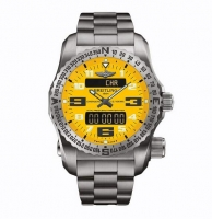 Breitling Professional Emergency 51.00 mm E76325A4/I520/159E Replica Reloj
