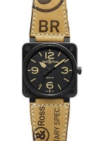Bell & Ross BR 01-92 Heritage automatic 46mm Hombre Replica Reloj
